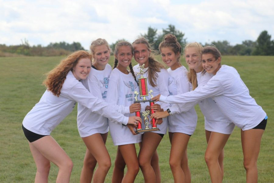 Saint+Joseph+Girls+Cross+Country+Reigning+Champions