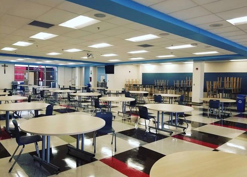 Cafeteria Update