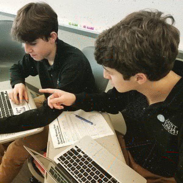 Effects of eLearning on Students of Saint Joe