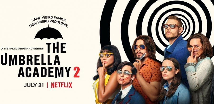 Your Next Netflix Binge: Umbrella Academy Season 2