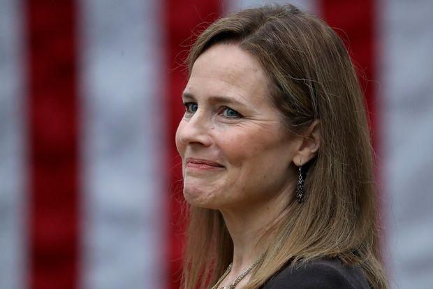 Judge Amy Coney Barrett (Photo: Reuters)