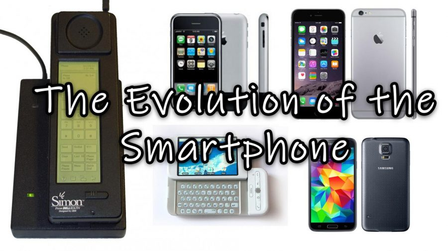 The Evolution of the Smartphone