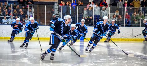 Indians Hockey Headed into Busy Weekend
