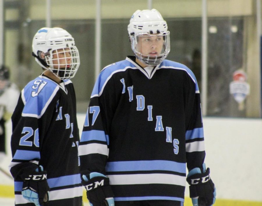 Leadership is a Must for Hockey Senior Kalvin Kerwin