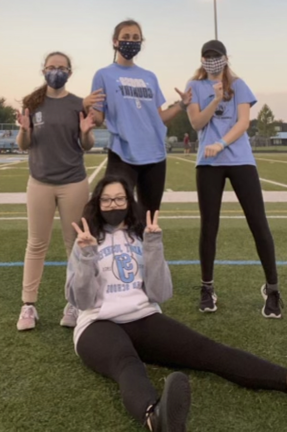 Our student athletic trainers