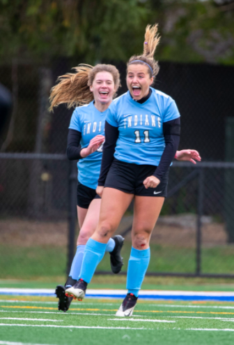 Saint Joe Girls' Soccer Moves onto Semi-State