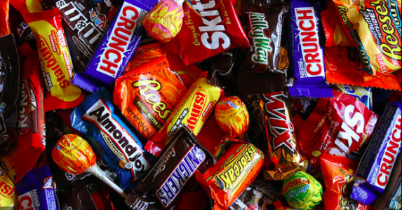 Have you ever wondered what the most popular Halloween candies are?