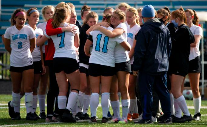 Girl's Soccer Ends Season at Semi-State