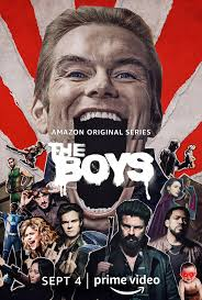 The Boys Seasons 1 and 2 Review
