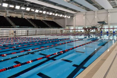 Elkhart Health and Aquatics will serve as the home for the Indians this season.