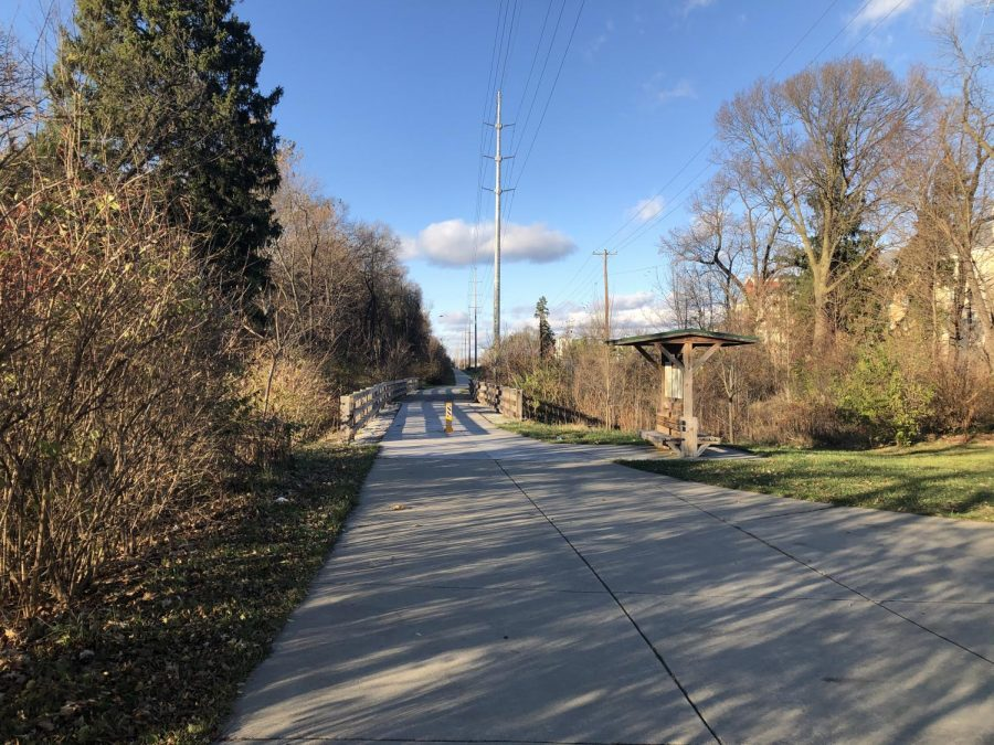 LaSalle Trail near Cleveland Road - Credit: Zach Taylor
