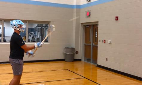 Boy's Winter Lacrosse Practices Start Up