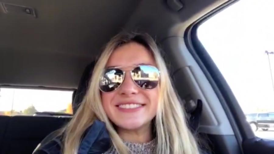 Senior Tessa Berente