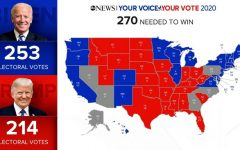 The Electoral College Map (Photo: ABC News)