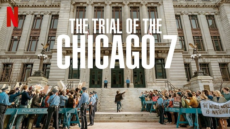 Ben's Movie Review: The Trial of the Chicago 7