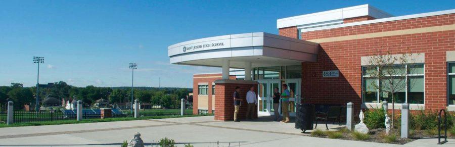 Saint Joseph High School Open House is Sunday, November 8th.
