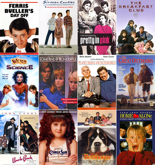 The John Hughes Reviews: Looking at Some Classics of 80's Film