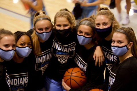 St. Joe Girl's Basketball Team is Rolling