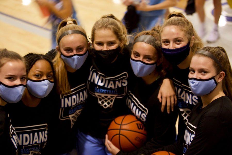 St.+Joe+Girl%E2%80%99s+Basketball+Team+is+Rolling