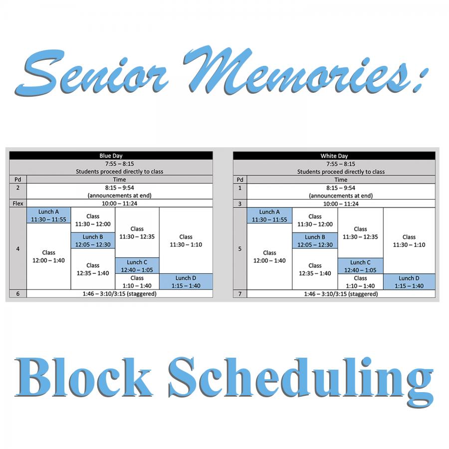 Senior Memories - Learning in Blocks