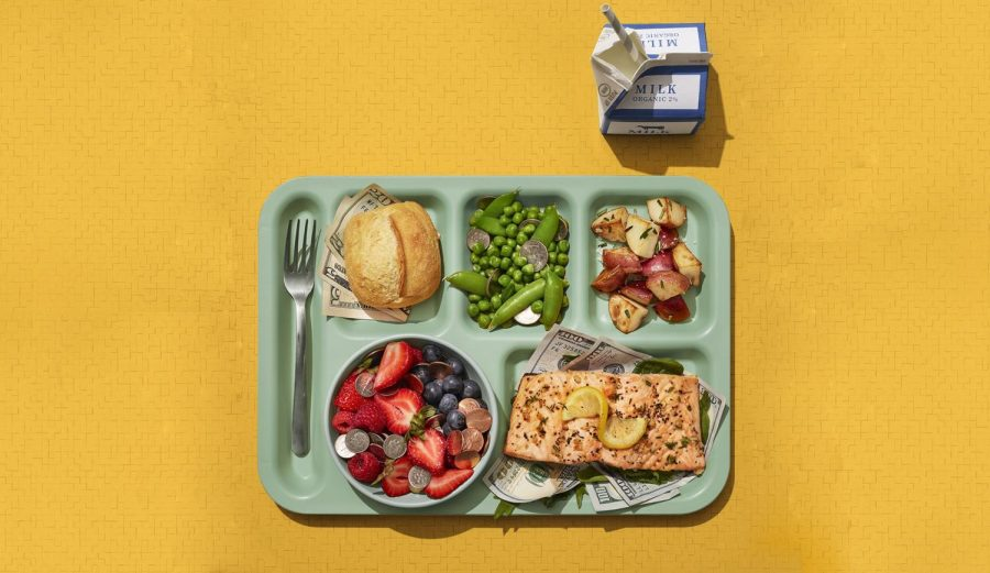 Saint Joe Cafeteria: What are Students' Favorite Meals?