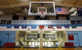 Alumni Gym in the original Saint Joseph High School
