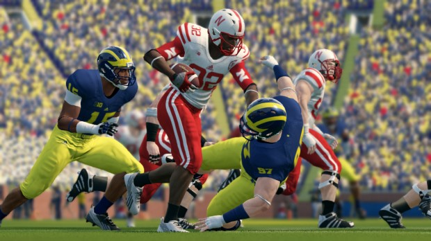 The Return of the Video King: EA's NCAA Football