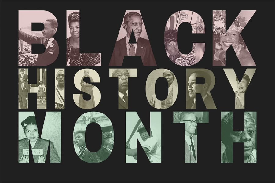 Black History Month - Martin Luther, Rosa Parks, & Harriet Tubman