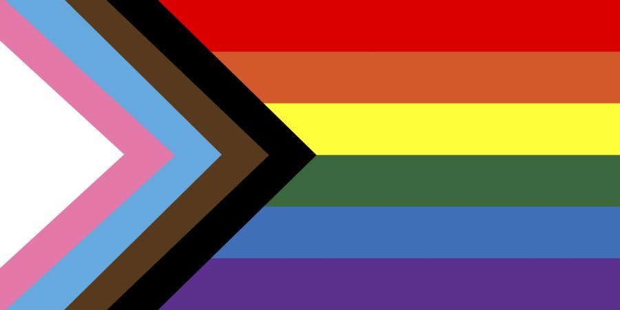 Image of pride acceptance flag