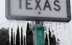 Winter Storm in Texas