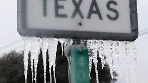 Winter Storm in Texas