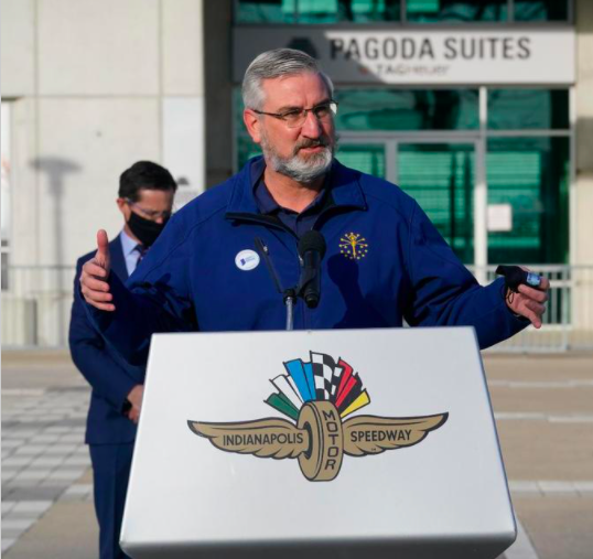 Indiana Lifts Mask Mandate