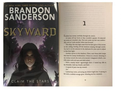Front cover and first page of Chapter 1