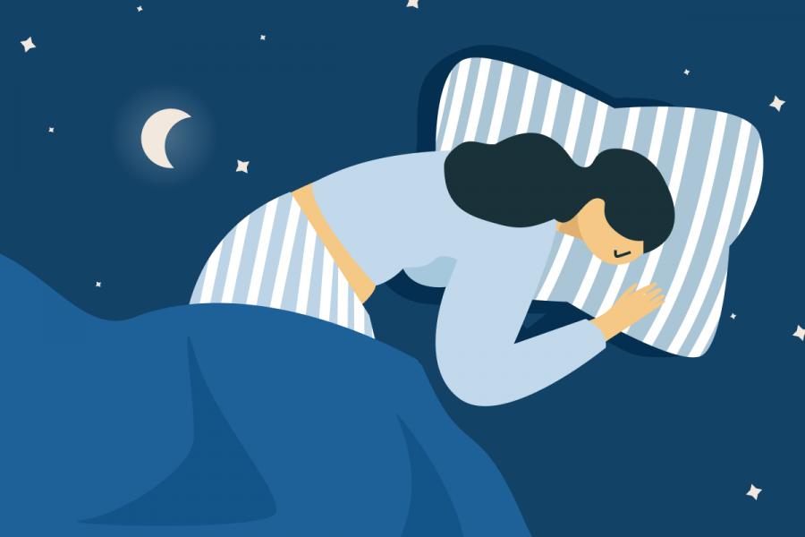 The Struggle to Fall Asleep