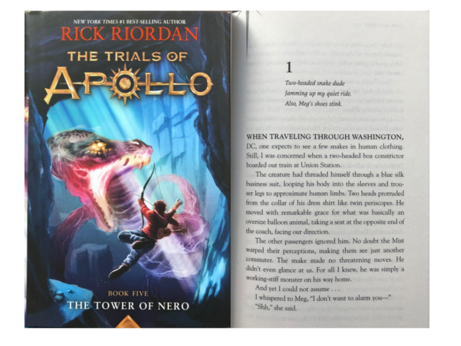 First Page Friday: The Tower of Nero