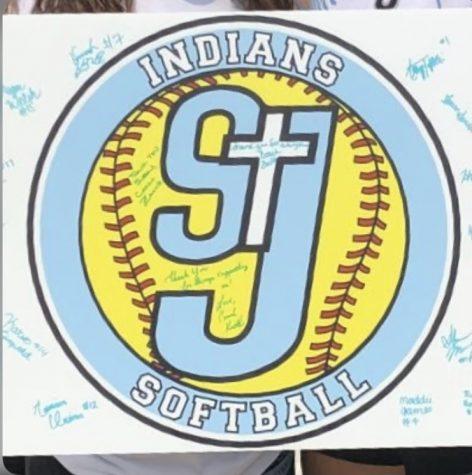 Softball New Prairie Game