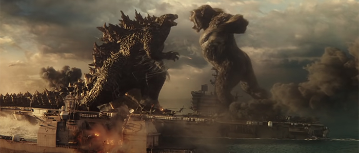 What's A King to a God? (Godzilla vs Kong.)