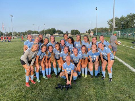 Recap on the Saint Joe Girls Soccer season