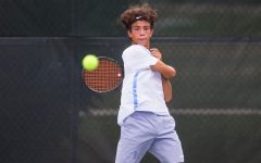 Saint Josephs Tennis Star Daniel Pries Celebrates 100th Career Win