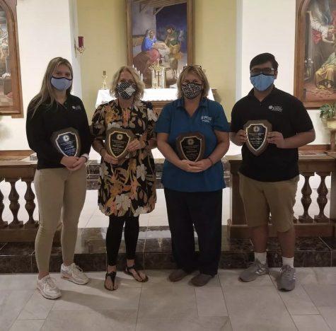 St. Joseph High Community Award Spotlight: Jose Pimentel and Kelly Ratigan