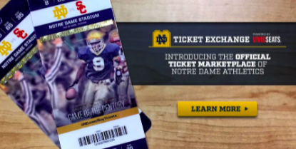 Free Notre Dame Football Tickets